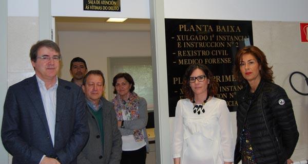 Photo of Os Xulgados do Carballiño estrean oficina de atención ás vítimas de xénero