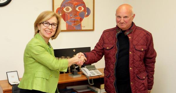 Photo of O alcalde de Boborás reúnese ca Xunta para axilizar a aprobación total do PXOM