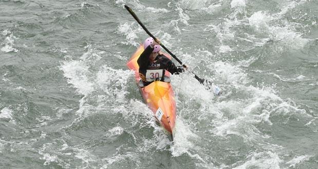 Photo of O Barco, referente español na competición de descenso de augas bravas