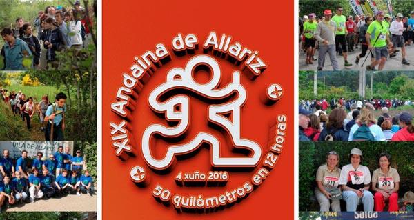 Photo of Aberto o prazo para a inscrición na XIX Andaina de Allariz