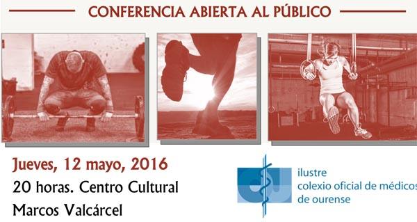 Photo of Conferencia do cardiólogo Juanatey sobre beneficios e límites do exercicio físico
