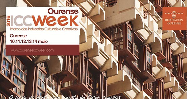 Photo of Ourense ergue o telón da ICC Week 2016