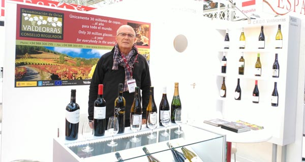 Photo of Os viños valdeorreses, na London Wine
