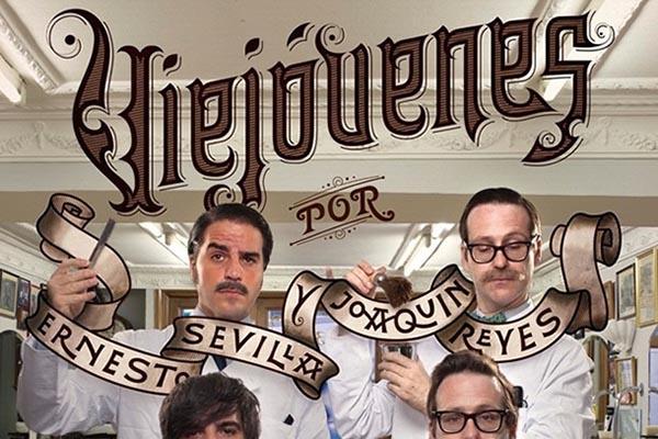 """Photo of Joaquín Reyes e Ernesto Sevilla traen a Ourense o seu espectáculo """"Viejóvenes"""""""