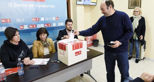 Photo of Primarias do PSdeG-PSOE en Valdeorras