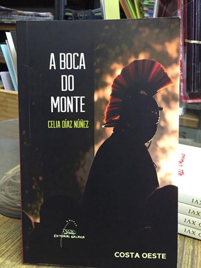 Portada deste libro de relatos editado por Galaxia./ Foto: Carlos G. Hervella.