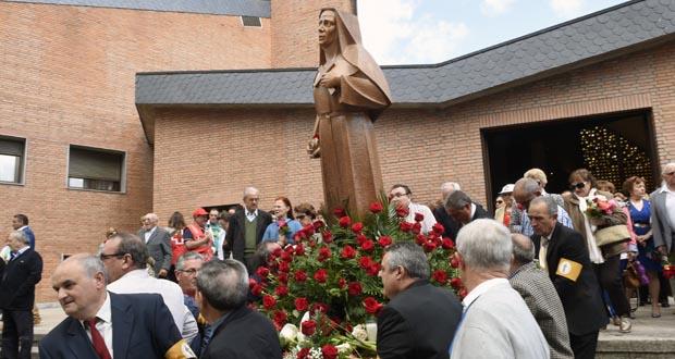 Photo of Procesión de Santa Rita polas rúas do Barco