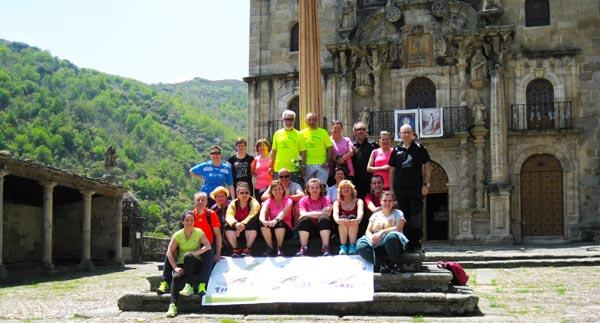 Photo of Trotadas xunta nun mesmo día o Maratón de Valdeorras e a Romería As Ermitas