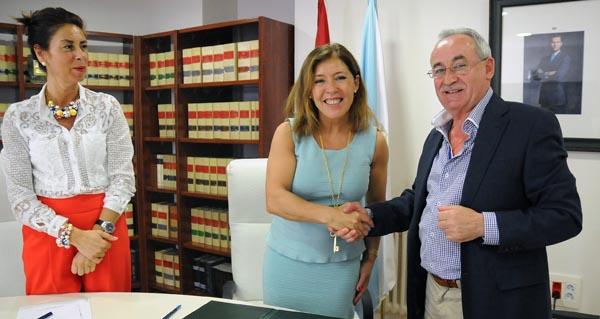 Photo of A Xunta colabora na mellora do abastecemento de San Martiño, en Verea