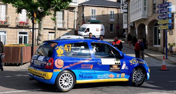 Photo of Cerca de 90 pilotos participan esta fin de semana no 49 Rallye de Ourense