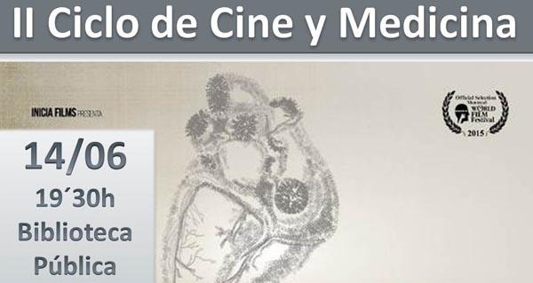 Photo of Clausura do II Ciclo de Cine e Medicina na Biblioteca Pública