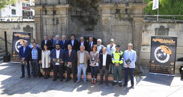 Photo of O 49 Rallye de Ourense inicia a conta atrás para a súa celebración, o 17 e 18 de xuño