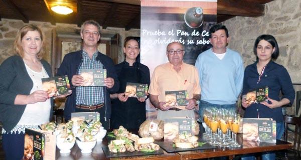 Photo of Lanzan o primeiro recetario de cociña co pan de Cea como principal ingrediente