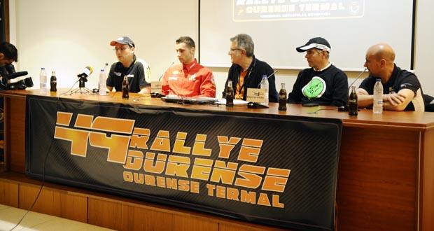 Photo of Os pilotos valoran o 49 Rallye de Ourense: a meteoroloxía será clave na proba