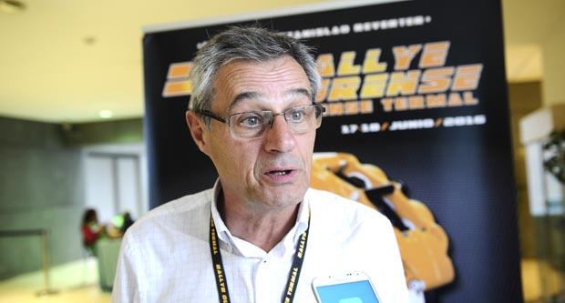 """Photo of O director de carreira: """"O risco cero non existe pero a xente colaborará"""""""