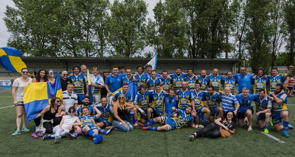 Photo of O Campus Ourense Rugby xa é de División de Honra B