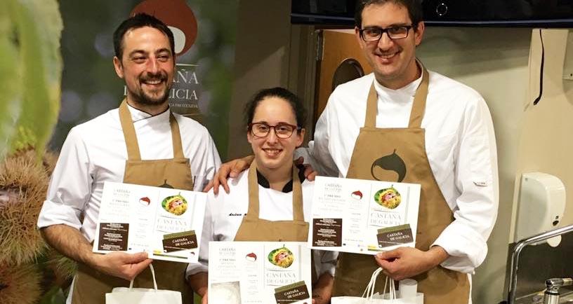 Photo of O VI Concurso Cociña con Castaña de Galicia xa ten premiados
