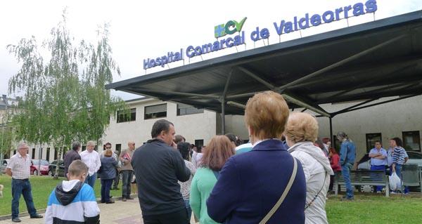 Photo of Valdeorras concéntrase contra o peche de camas no verán no HCV