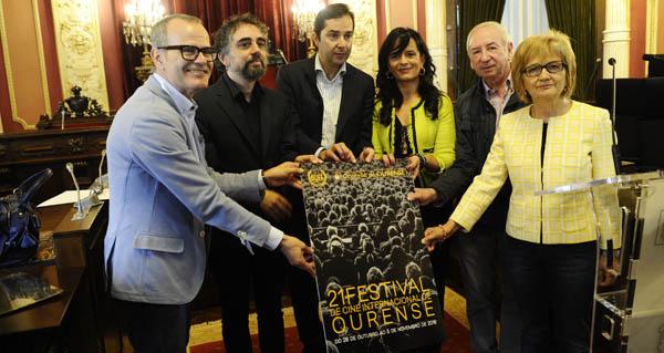 Photo of O 21 OUFF presenta a seu cartaz e a súa nova web