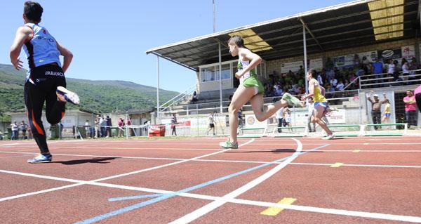 Photo of O Barco, escenario do galego de atletismo alevín, benxamín e infantil