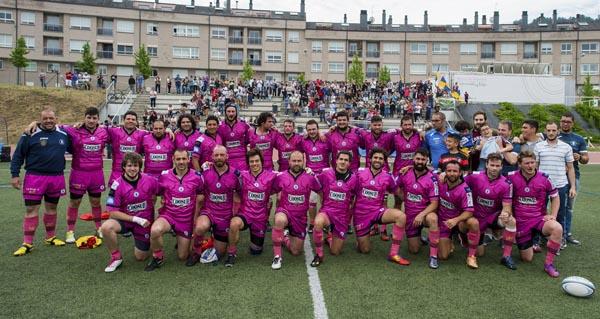 Photo of O Campus Ourense Rugby, a un paso do ascenso á división de honra B