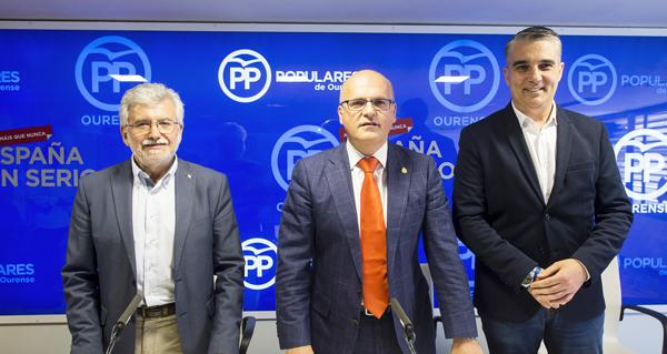 Photo of O PP de Ourense presenta a súa campaña ás eleccións xerais