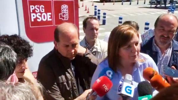 Photo of Os socialistas presentan as súas candidaturas no Barrio da Ponte de Ourense