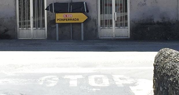 Photo of O corte da N-536 no Puente de Domingo Flórez por obras obriga a desviar o tráfico