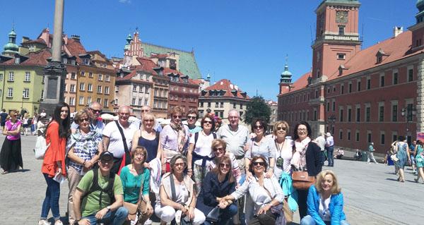 Photo of Valdeorreses de viaxe por terras polacas