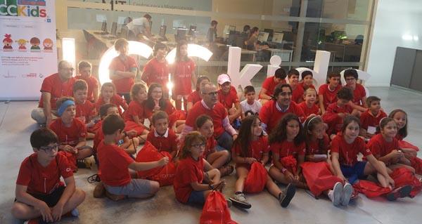 Photo of I Campamento Tecnolóxico para rapaces no Centro La Molinera