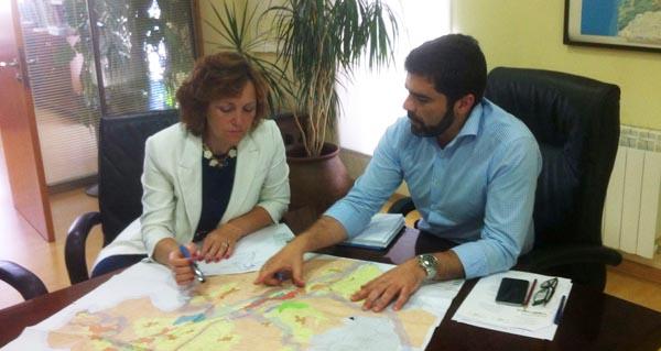 Photo of Augas de Galicia estuda a segunda fase do abastecemento de Melón