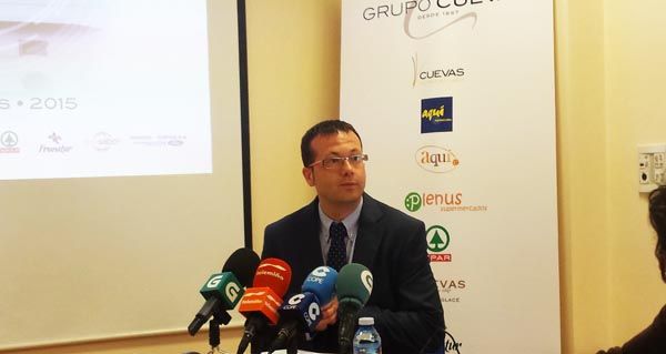 Photo of O Grupo Cuevas supera os 500 empregos directos e consolida a cifra de negocio en 2015