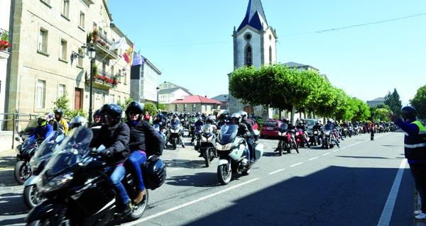 Photo of Trives celebra esta fin de semana a 12+1 concentración mototurística