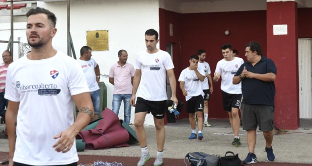 Photo of O C.D. Barco comeza en Calabagueiros unha intensa pretempada