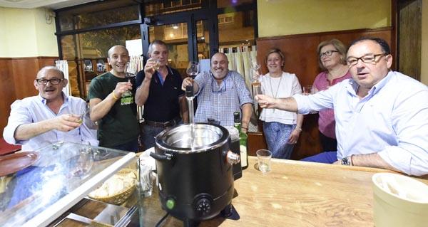 Photo of Segunda xornada da Ruta de Pinchos-Feira do Viño de Valdeorras