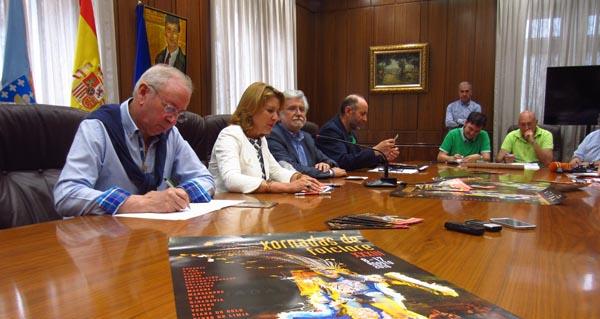 Photo of As Xornadas de Folclore levarán espectáculos internacionais por 16 vilas da provincia