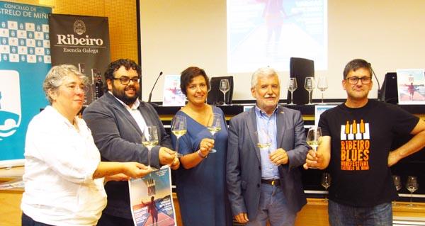 Photo of Castrelo busca consolidar o Ribeiro Blues Wine Festival coa súa terceira edición