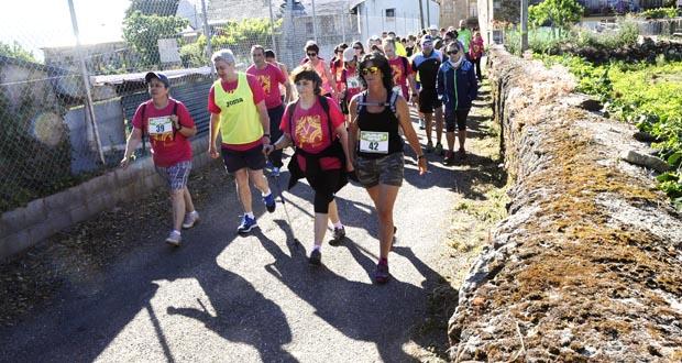 Photo of A I Andaina Concello de Larouco reúne a uns 70 participantes