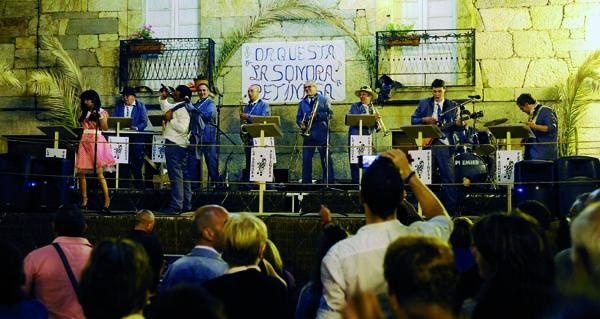 Petín comeza esta fin de semana as Festas de Santiago