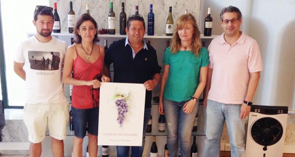 Photo of A XI Feira do Viño de Monterrei presenta o seu cartaz