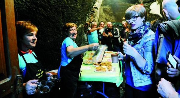 Photo of A vila barquense do Castro, escenario o día 2 de xullo do XI Camiño das Covas