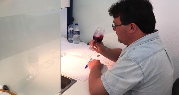 Photo of A cata oficial, limiar da XIX Feira do Viño de Valdeorras