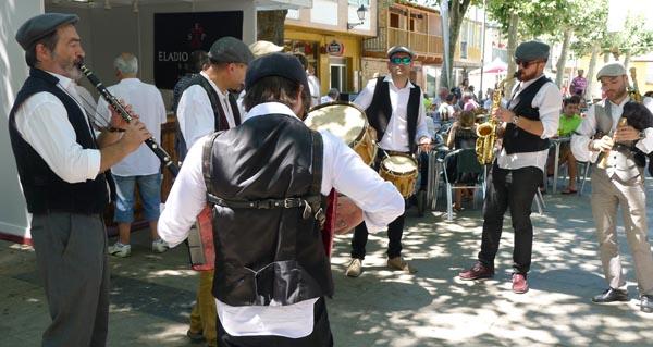 Photo of O son tradicional de Pándega, na XIX Feira do Viño de Valdeorras
