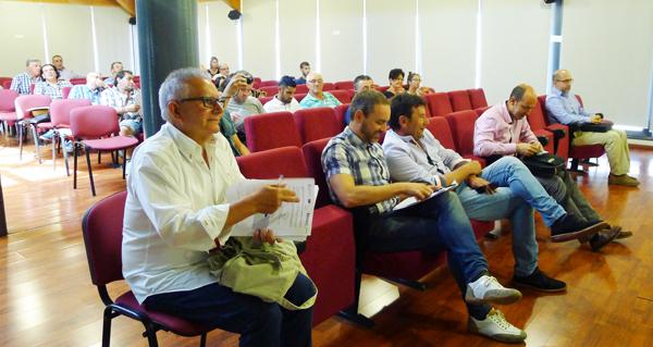 Photo of A xestión medioambiental nas adegas, analizada en Valdeorras