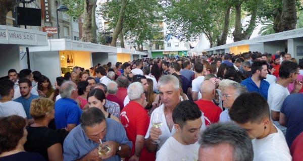 Photo of Máis de 6.000 visitantes e de 7.000 degustacións na XIX Feira do Viño de Valdeorras