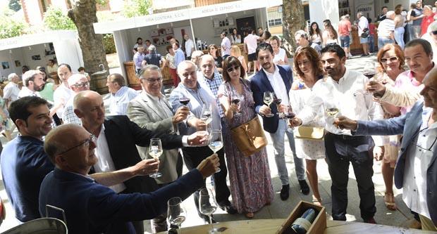 Photo of A XIX Feira do Viño de Valdeorras arranca cun chamamento á unidade