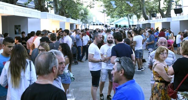 Photo of Os premios completan unha XIX Feira do Viño de Valdeorras cunha elevada asistencia