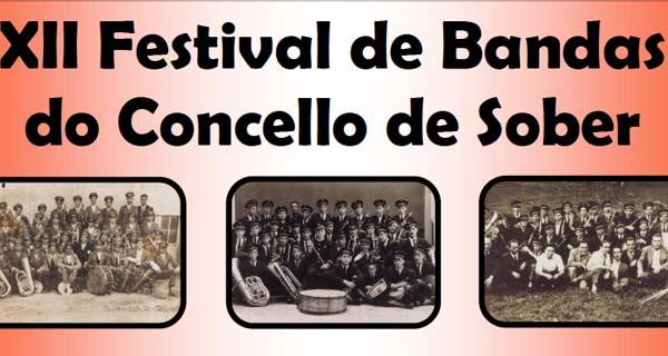 Photo of XII Festival de Bandas de Sober, o 10 de xullo