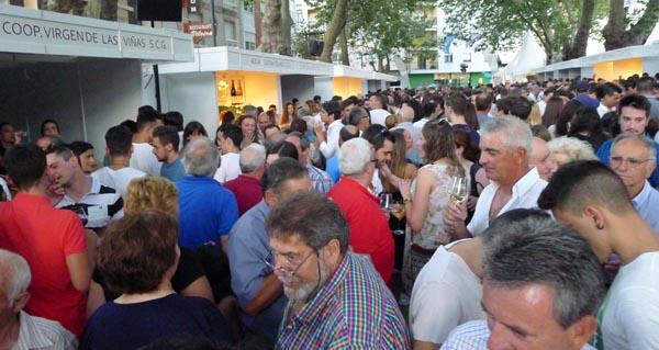 Photo of Multitudinaria xornada do sábado na XIX Feira do Viño de Valdeorras