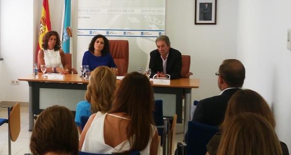 Photo of A directora xeral de Infancia dá a coñecer en Ourense as axudas para escolas infantís